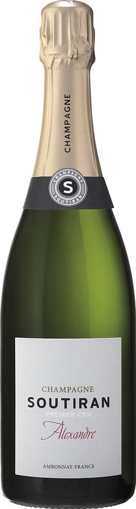 Champagne Soutiran Cuvée Alexandre