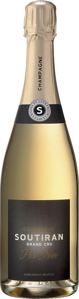 Champagne Perle Noire 100% Pinot noir