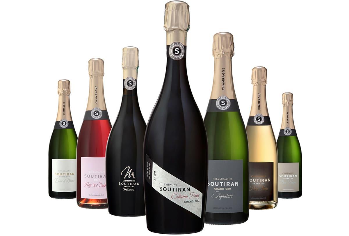 Champagne Soutiran Ambonay